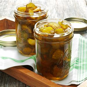 Fire-and-Ice Pickles Recipe