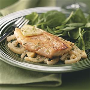 Fish with Fennel Recipe