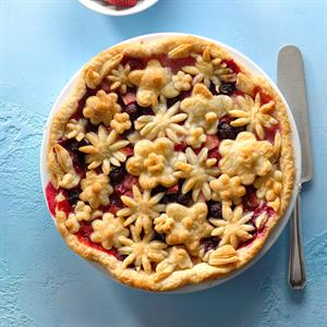Flaky Bumbleberry Pie Recipe