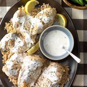 Flavorful Lemon Chicken Recipe