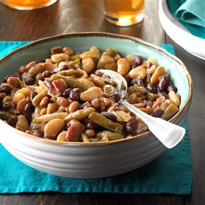 Four-Bean Medley Recipe