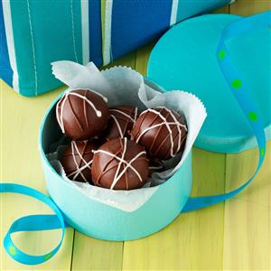 French Kiss Truffles Recipe