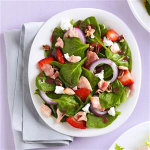 Fresh 'n' Fruity Salmon Salad Recipe