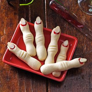 Frightening Fingers Recipe