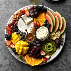 Fruit Charcuterie Board Recipe
