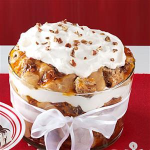 Fruitcake Trifle Recipe