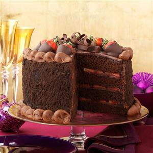 Fudge Fantasy Cake Recipe