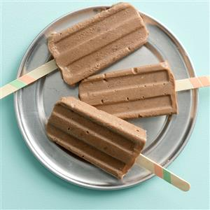 Fudge Pops Recipe