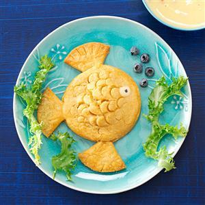 Fun Fish Pastries Recipe