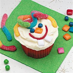 Fun Party Cupcakes Recipe
