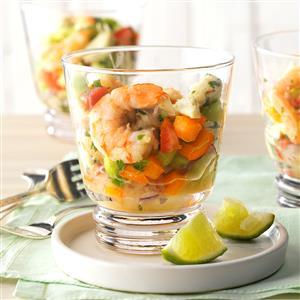 Garden-Fresh Seafood Cocktail Recipe