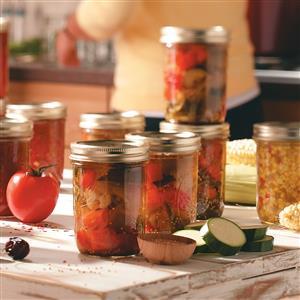 Garden's Harvest Pickles