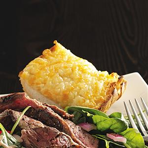 Garlic Cheese Bread Slices Recipe