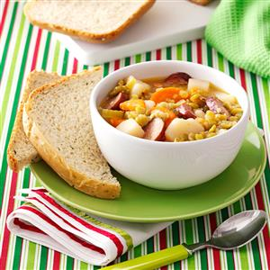 Garlic Herb Bread Recipe