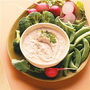 Garlic White Bean Dip Recipe