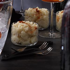 Garlic and Shallot Mashed Potatoes Recipe