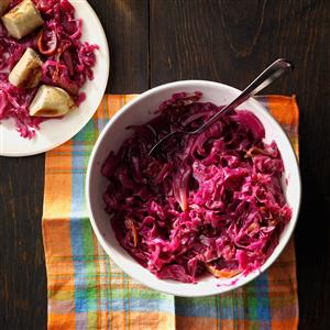 German red cabbage recipe taste of home german red cabbage recipe forumfinder Image collections