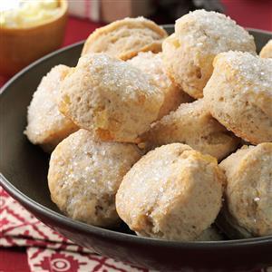 Ginger Buttermilk Biscuits Recipe