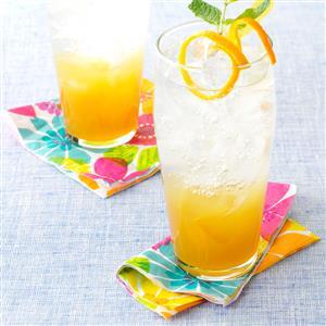 Ginger-Orange Refresher Recipe