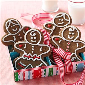Gingerbread Babies Recipe