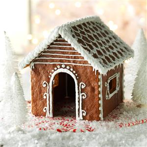 Gingerbread Cottage Recipe