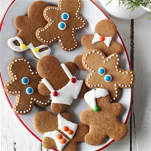 15 Best Gingerbread Men Cookies