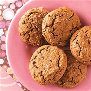 Gingerbread Muffin Top Cookies Recipe