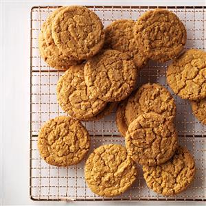 Gingerbread Oatmeal Cookies Recipe