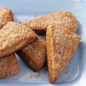 Gingerbread Scones Recipe