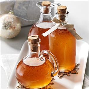 Gingerbread-Spiced Syrup Recipe