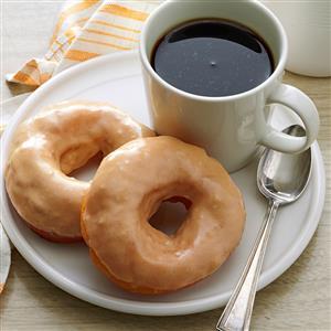 Glazed Doughnuts Recipe