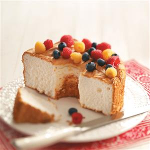Gluten-Free Angel Food Cake Recipe