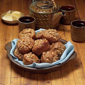 Gluten-Free Banana Walnut Muffins Recipe