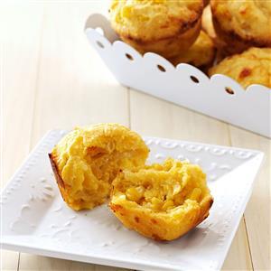 Gluten-Free Cornmeal Muffins Recipe