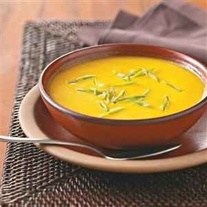 Golden Squash Soup Recipe