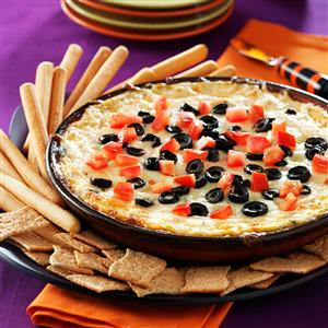 Gooey Pizza Dip Recipe