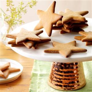 Grandma's Christmas Spice Cutouts Recipe