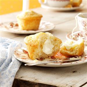Grandma's Honey Muffins Recipe