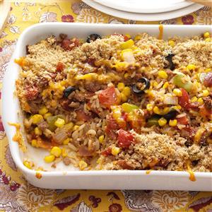 Grandma's Rice Dish Recipe