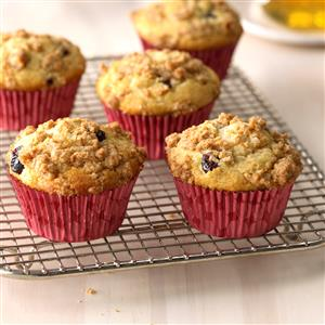Granola Streusel Cranberry Muffin Mix Recipe