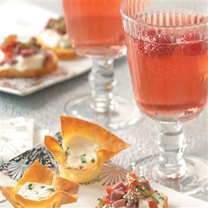 Grape Juice Sparkler Recipe