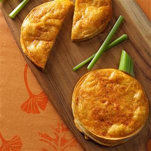 Great Pumpkin Sandwiches Recipe