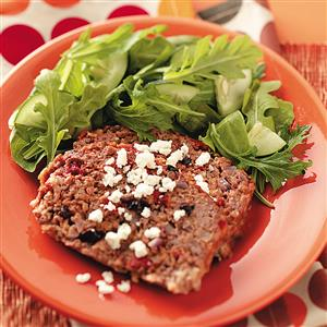 Greek Meat Loaves