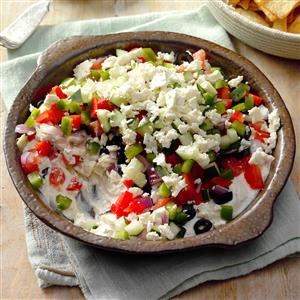 Greek Pita Spread Recipe
