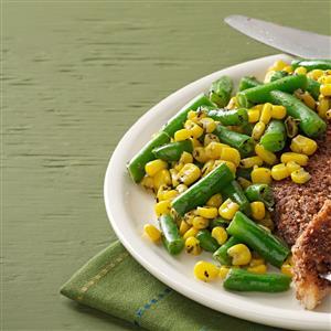Green Bean & Corn Medley Recipe
