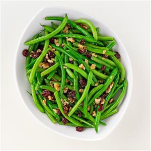 Green Bean and Walnut Salad Recipe