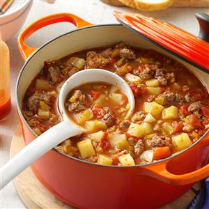 Green Chili Stew Recipe