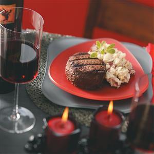 Grilled Beef Tenderloins Recipe