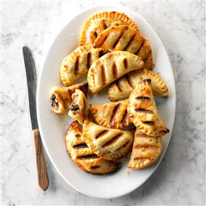 Grilled Figgy Pies Recipe