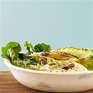 Grilled Romaine with Swiss Recipe